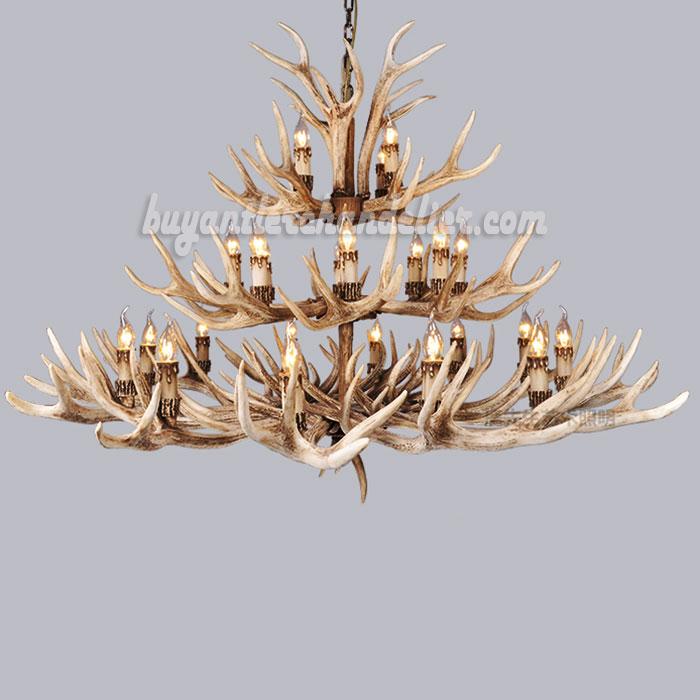 59 elk deer 24 antler chandelier 12 8 4 3 tiers rustic pendant 59 elk deer 24 antler chandelier 12 8 4 cast cascade candle aloadofball Images