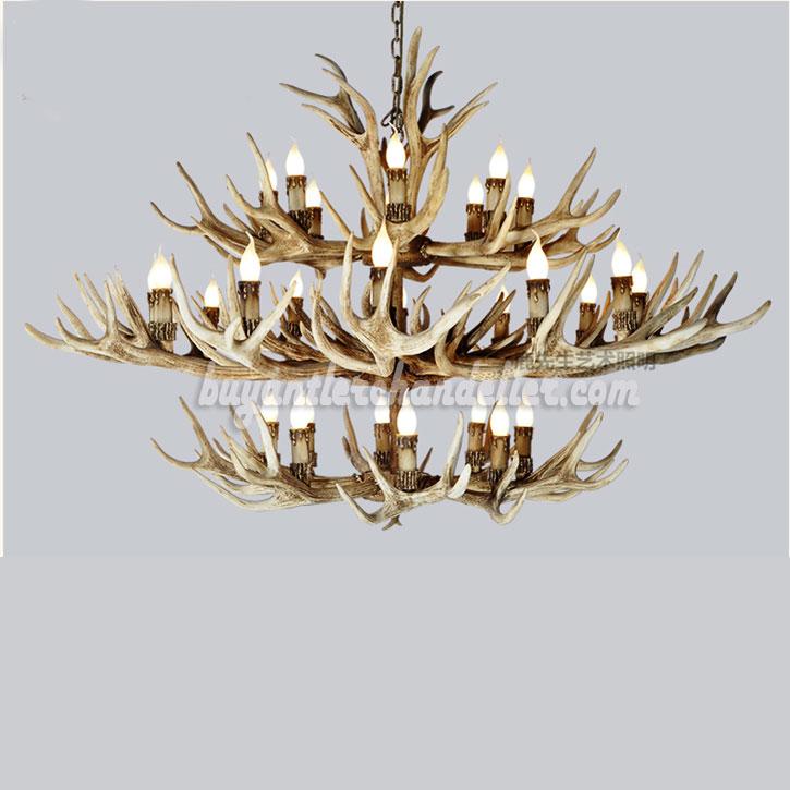 28 antler chandelier 8 12 8 three tiers rustic pendant lighting 28 antler chandelier 8 12 8 three tiers cast cascade candelabra ceiling lights rustic aloadofball Gallery