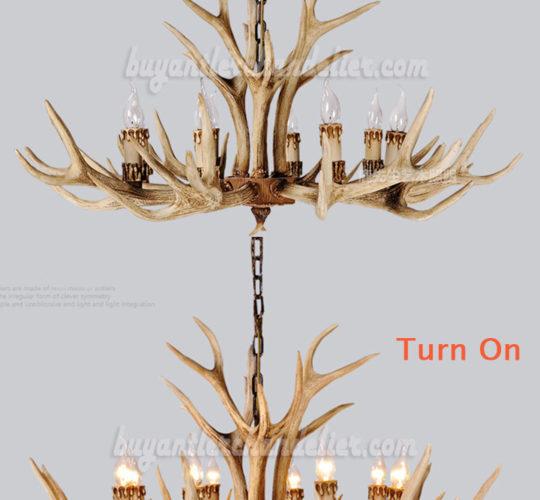 8 elk deer antler chandelier cast cascade ceiling lights natural 8 elk deer antler chandelier candle style eight cast cascade ceiling lights rustic lighting natural mozeypictures Images