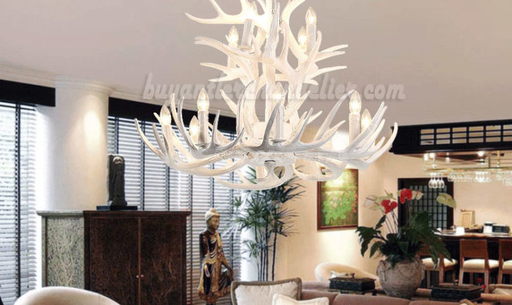 Key Tips Before Buying Antler Chandeliers For Your Rooms