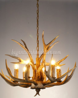 cheap rustic lighting. Cheap 6 Antler Chandelier Six Cast Cascade Candle-Style Ceiling Lights Rustic Lighting Fixtures R
