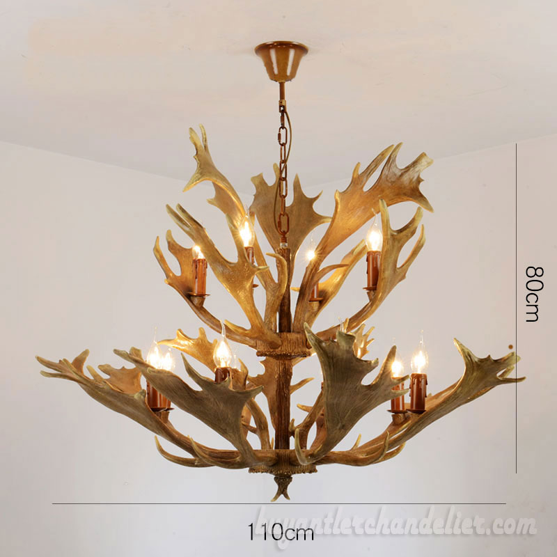 Moose Antler Chandelier 8 4 Ascade Ceiling Lights Buyantlerchandelier Com