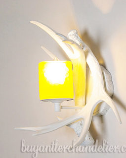 Elk Deer Head Wall Sconces Lamps Pendant Light Decor
